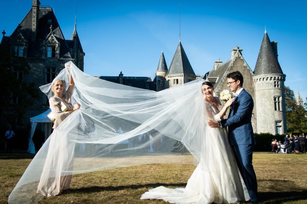 Mariage au Château de Trédion